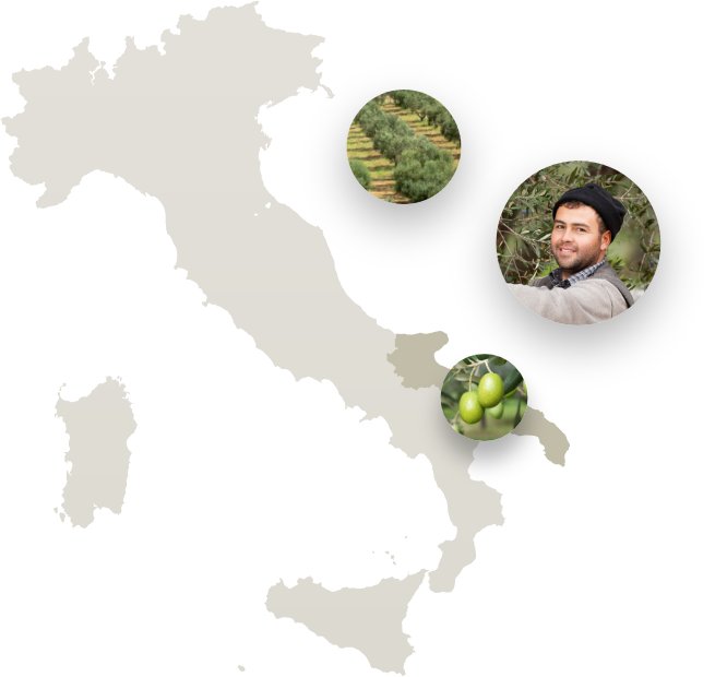 Italiaanse olijfolie